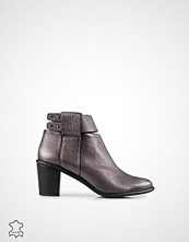 Miista Pewter Ankle Boot