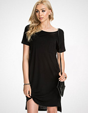 T by Alexander Wang Classic Boatneck Dress
