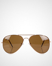 NLY Accessories Brun Pilot Sunglasses