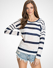 Only Marly Stripe Mix Top