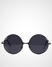 NLY Accessories Svart Rounded Sunglasses
