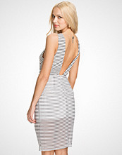 Finders Keepers Stripete Stranger In Paradise Dress