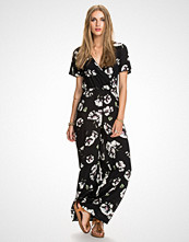 Miss Selfridge Floral Lace Up Jumpsuit