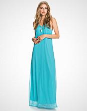 NLY Blush Draped Balcony Dress
