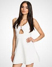 Miss Selfridge White Trim Skater Dress