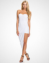 Club L Cup Side Rouched Dress