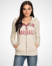 Franklin & Marshall Hooded Long Zip