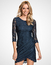 NLY ICONS Peacock Lace Dress