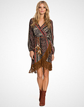 Kiss The Sky On the Fringe Dress