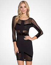 Quontum Panel Short Dress