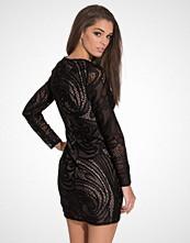 Lipsy 70's Lace Dress