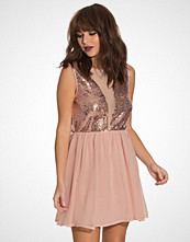 Sally&Circle Powder Pink Price Nina Party Dress