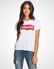 Levi's Hvit/Rød The Perfect Tee
