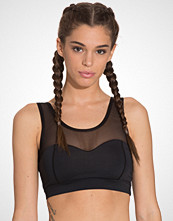 NLY SPORT Mesh Plunge Sports Bra