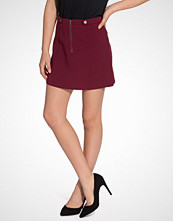 Glamorous Zip Up A-Line Skirt