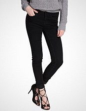 Noisy May NMLUCY NW ANKLE JEANS BLACK