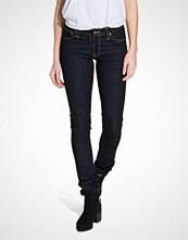 Nudie Jeans Skinny Linn Dry Deep Orange
