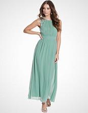 Little Mistress Short Sleeve Maxi Dress