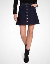 Glamorous A-Line Denim Skirt