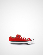 Converse Rød All Star Canvas Ox