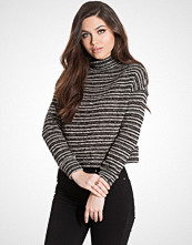 New Look High Neck Boxy Knit