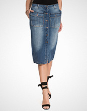 Object Collectors Item OBJSEVEN DENIM SKIRT 83