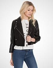 Cheap Monday Visit Leather Jacket