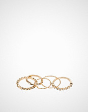 NLY Accessories 5-Pack Rings