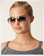 Ray-Ban Gold/Blue RB 3025 Aviator