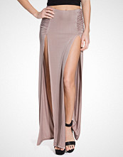 NLY One Double Slit Long Skirt