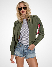 Alpha Industries Green Ma- 1 Tt Wmn