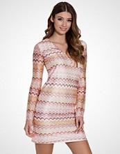 Dry Lake Ziczac Short Dress