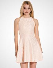John Zack Skater Crepe Dress