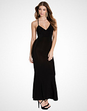 Club L Cami Slinky Rouched Back Dress