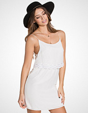 Dry Lake White Wave Short Dress