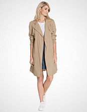 Soaked in Luxury Perone Trench Coat