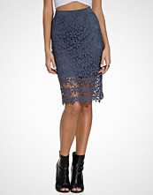 Only onlNEW LIVA LACE SKIRT WVN