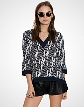 Just Female Ikat Blouse