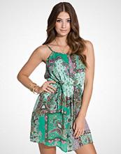 Dry Lake Mix Short Strap Dress