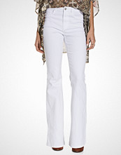 Only onlROYAL HIGH RETRO FLARED JEANS WH