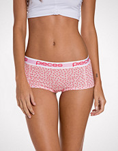 Pieces PCLOGO LADY BOXERS 14-155 VALENTINE