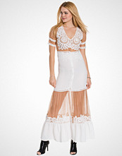 For Love & Lemons Carmine Maxi Dress