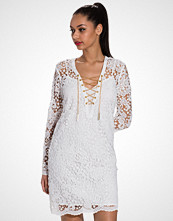 Michael Kors Open Lace Tunic Dress