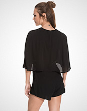 NLY Trend Cape Playsuit