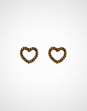 Marc Jacobs Rope Hearts Studs