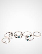 JFR Zealouza Silver Ring set
