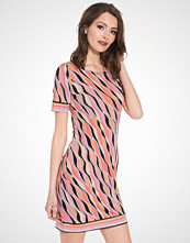 Michael Kors Coley Border Wrap Dress