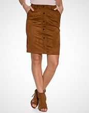Object Collectors Item OBJEMMA FAUX SUEDE SKIRT 84 DIV