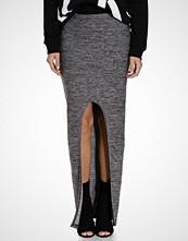 BACK Round Long Skirt