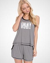 DKNY Lounge Wear Urban Esentials Tank & Boxer